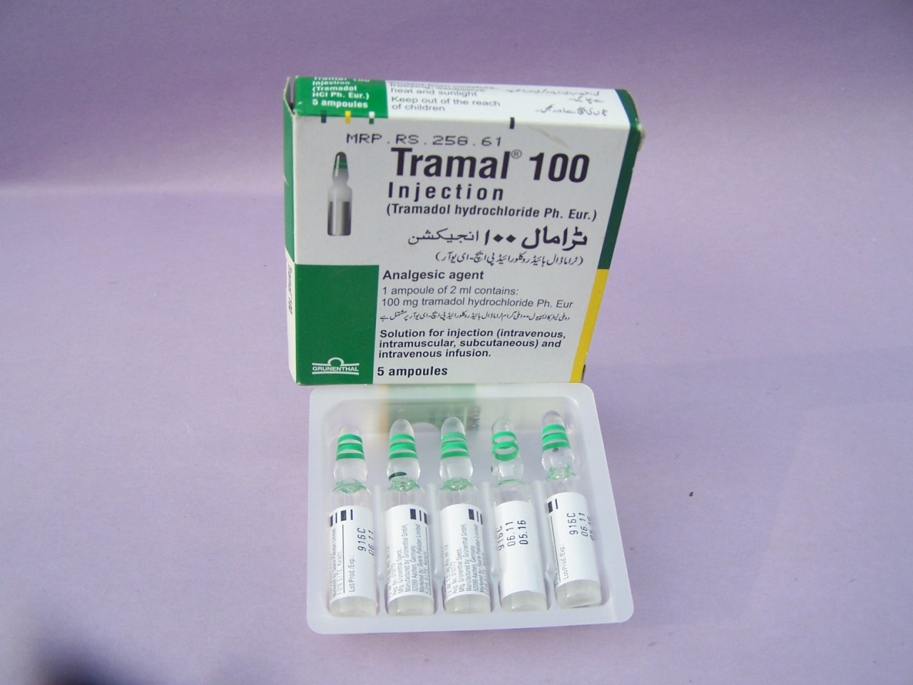 dose of tramadol for women