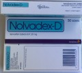 Nolvadex 20mg By Astra Zeneca x 60 Tabs Australia Stock