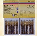 Ketasol HCL 100mg 2ml by Indus Pharma x 5 Amps