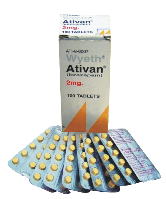 100 mg ativan withdrawal duration