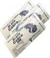Black Cobra Sildenafil Citrate 125mg 100 Strip x 500 Tabs