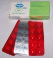 Lexotanil Bromazepam 3mg by Roche Pharmaceuticals x 1 Strip